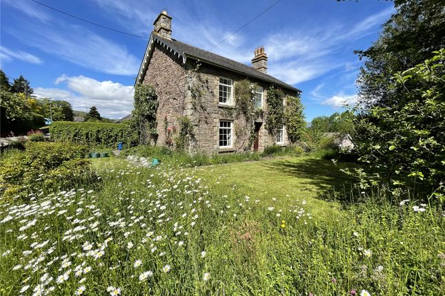Thumbnail Detached house for sale in School Lane, Govilon, Abergavenny, Monmouthshire