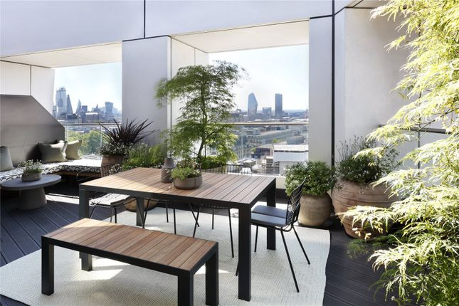 Thumbnail Flat for sale in Hexagon Apartments, Parker Street, London