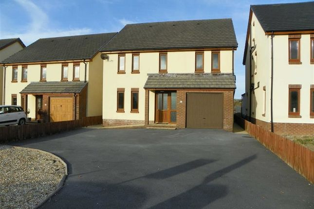 5 bed detached house for sale in Heol Llanelli, Pontyates, Llanelli