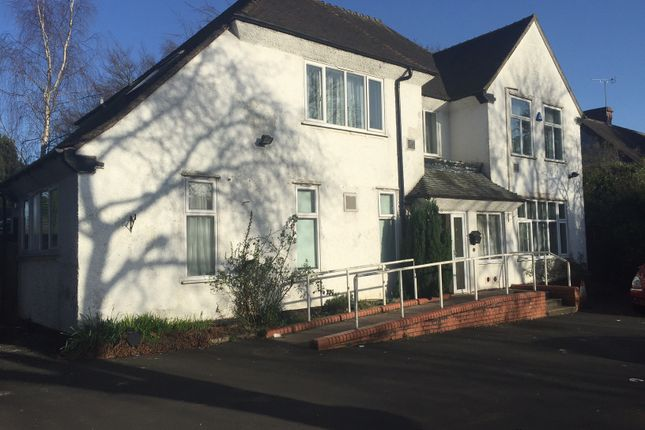 Thumbnail Detached house to rent in Lordswood Road, Harborne