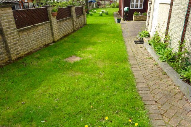 Rear Garden of Hatfield House Lane, Sheffield S5
