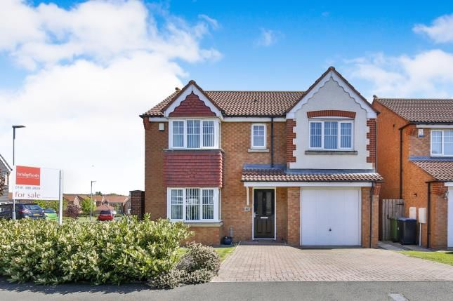 Thumbnail Detached house for sale in Ellerby Mews, Thornley, Durham, Co Durham