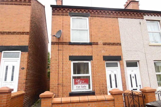 Thumbnail Terraced house for sale in Dale Street, Wrexham, Wrexham