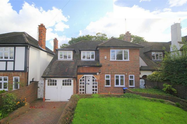 Thumbnail Detached house for sale in Stone Hall Road, London