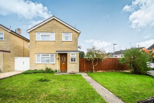 Thumbnail Detached house for sale in Wells Close, Chippenham