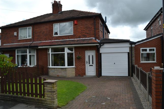 Thumbnail Semi-detached house for sale in Weld Avenue, Chorley