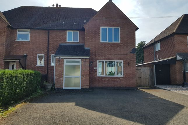 Thumbnail Semi-detached house for sale in Hathaway Green Lane, Stratford-Upon-Avon