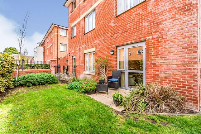 Thumbnail Flat for sale in Catherine Court, Sopwith Road, Eastleigh, Hampshire