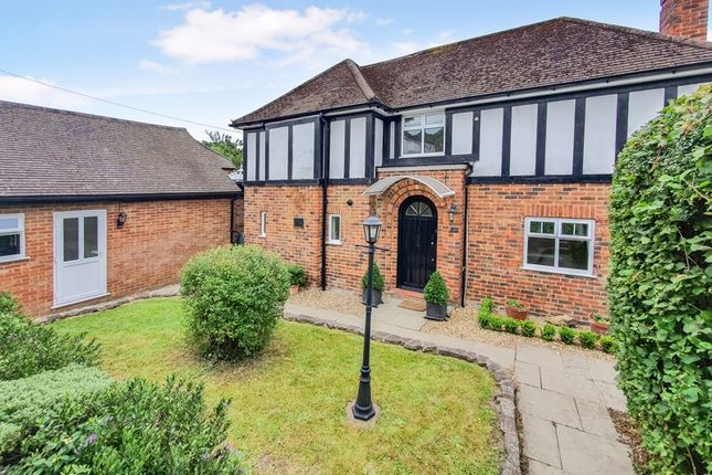 Thumbnail Detached house for sale in West Wycombe Road, High Wycombe