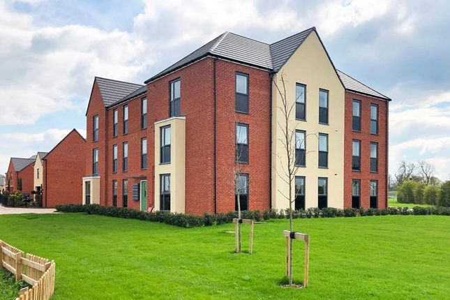 "2 bedroom flat for sale in ""Madison"" at Fen Street, Wavendon, Milton Keynes"