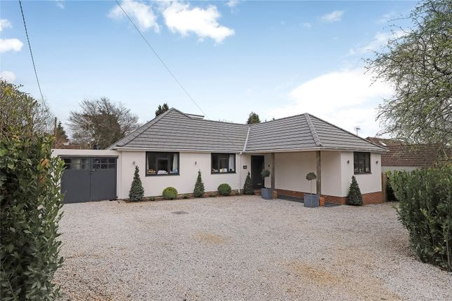 5 bed bungalow for sale in Copse Close, Otterbourne, Winchester, Hampshire SO21