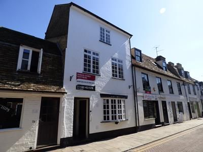 Thumbnail Restaurant/cafe to let in 8 Merryland, St. Ives, Cambridgeshire