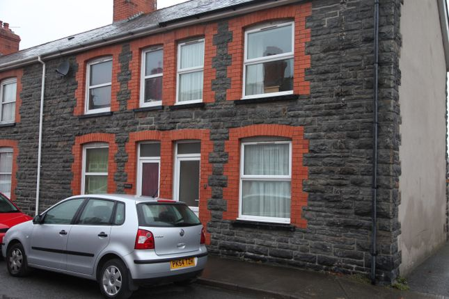 Thumbnail Semi-detached house to rent in Greenfield Street, Aberystwyth