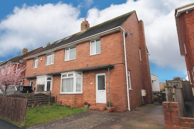 3 bed end terrace house to rent in Warwick Way, Whipton, Exeter EX4