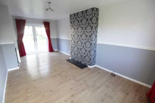 Thumbnail Terraced house to rent in Derwent Drive, Ferry Fryston, Castleford