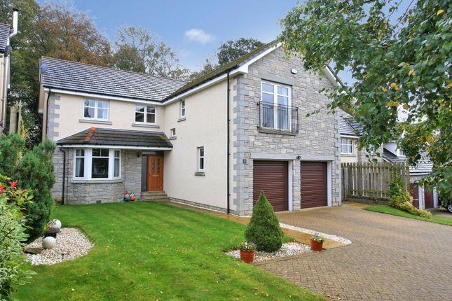 Thumbnail Detached house for sale in Balbrogie Woods, Kinellar Blackburn, Aberdeen, Aberdeenshire