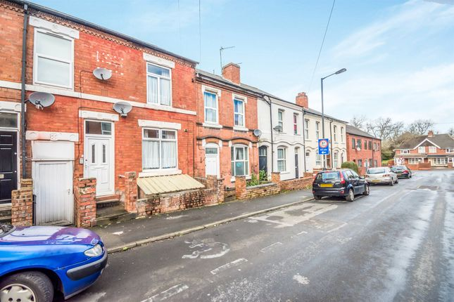Thumbnail Terraced house for sale in Cecil Street, Walsall