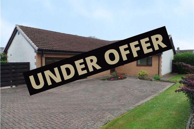 Detached bungalow for sale in Essex Park Drive, Dumfries