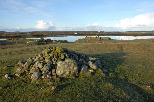 Thumbnail Land for sale in Croft 9, Claddach Carinish, Isle Of North Uist