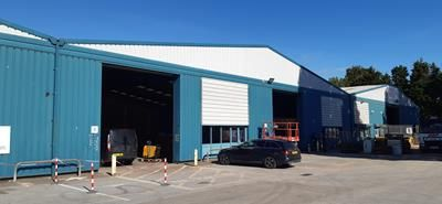 Thumbnail Light industrial to let in Units 8/9, Kestrel Business Park, Kestrel Way, Exeter