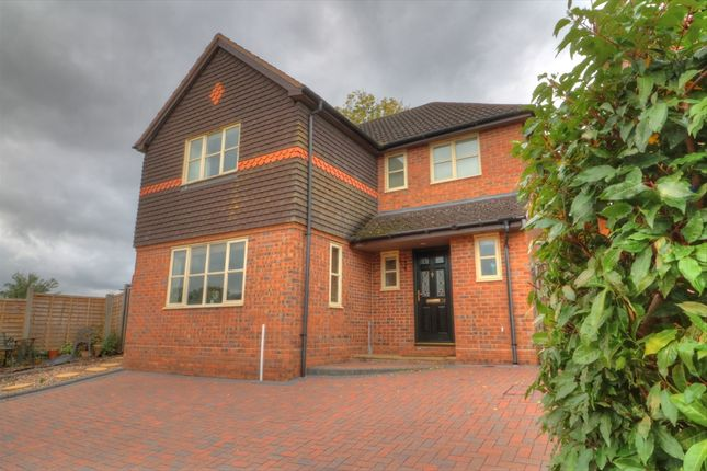 Thumbnail Detached house for sale in Chestnut Way, Bromyard