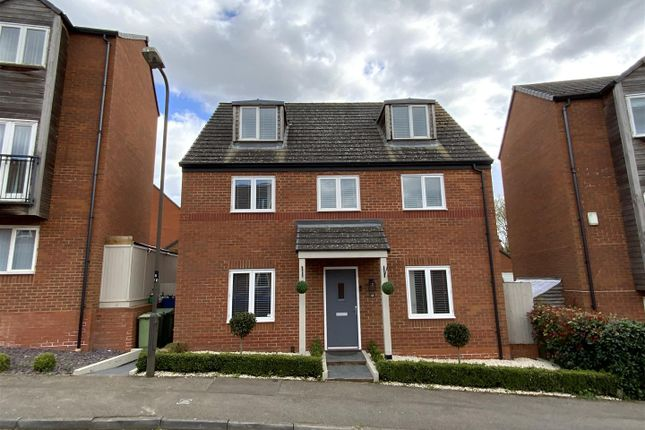 Thumbnail Detached house for sale in Turneys Drive, Wolverton Mill, Milton Keynes