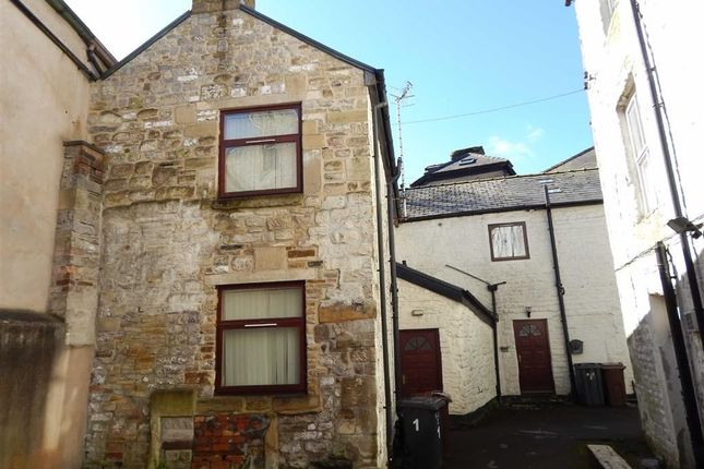 Thumbnail Flat for sale in 21 Terrace Rd, Buxton, Derbsyhire
