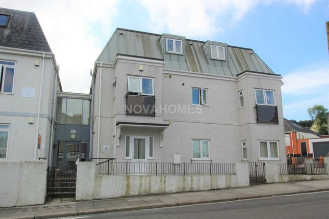 Thumbnail Flat for sale in Barne Road, St Budeaux