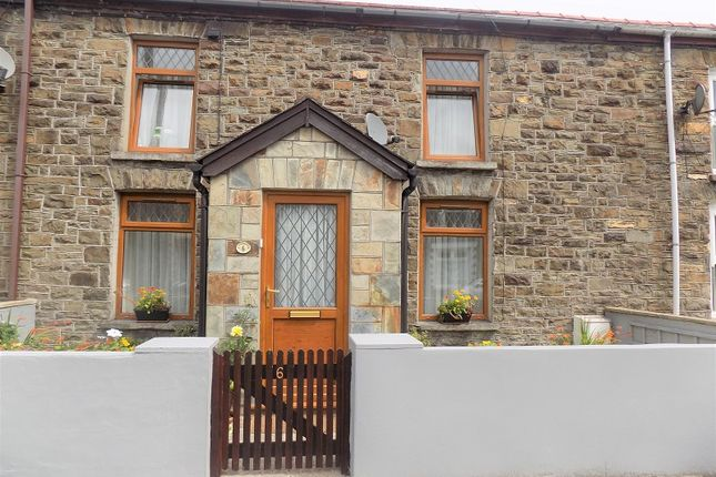 Thumbnail Terraced house for sale in Dunraven Street, Treherbert, Treorchy, Rhondda, Cynon, Taff.
