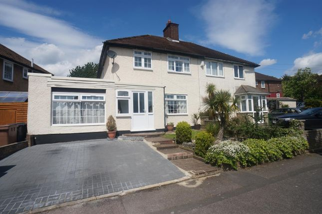 Thumbnail Semi-detached house for sale in Wittenham Way, London