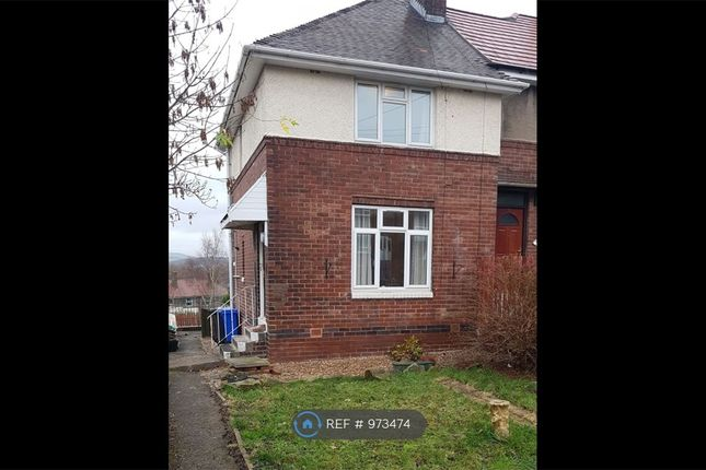 2 bed end terrace house to rent in Donovan Close, Sheffield S5