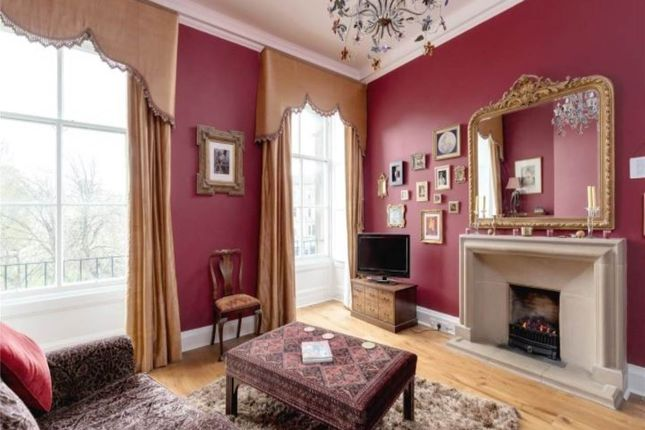 Living Room of Randolph Crescent, West End, Edinburgh EH3