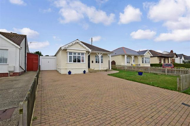 Detached bungalow for sale in New Dover Road, Capel-Le-Ferne, Folkestone, Kent