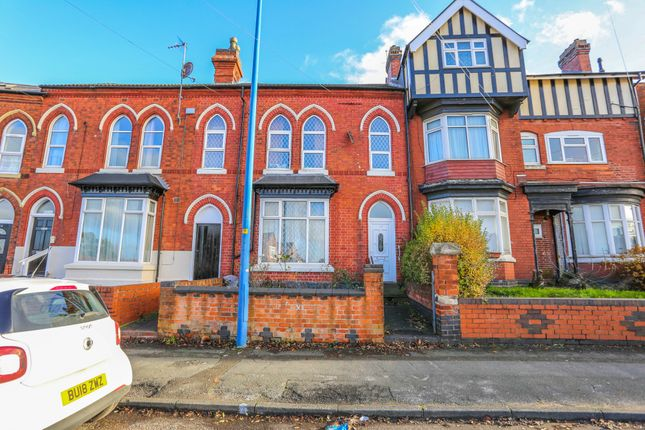 Thumbnail Terraced house for sale in Bearwood Road, Smethwick
