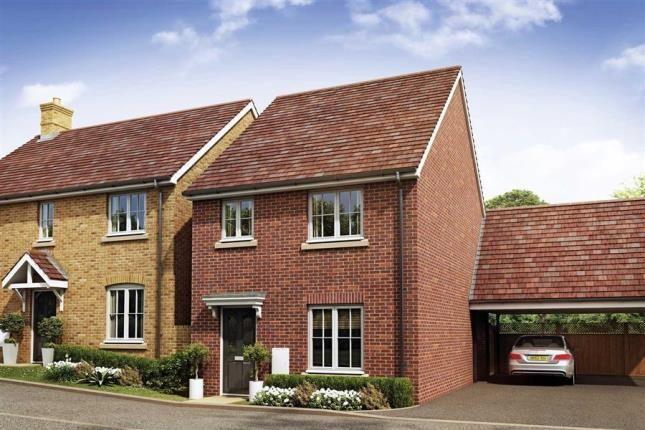Thumbnail Detached house for sale in Milton Keynes, Buckinghamshire