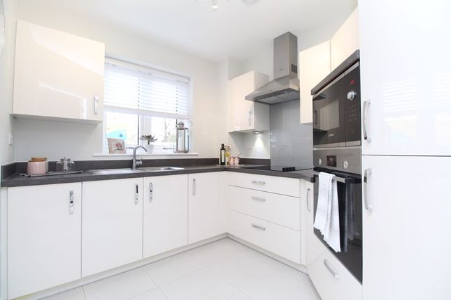 Thumbnail Property for sale in Oakhill Place, Overdale, Bedford