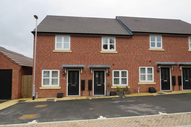 Thumbnail Terraced house for sale in Damson Walk, Higham Ferrers, Rushden
