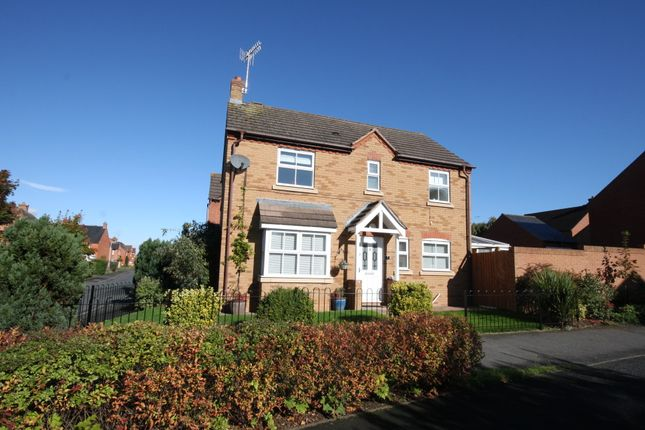 Detached house for sale in Ebsdorf Close, Bidford On Avon