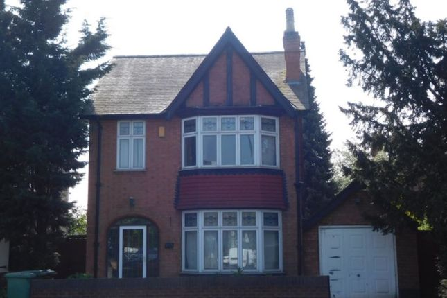 6 bed detached house to rent in Derby Road, Nottingham