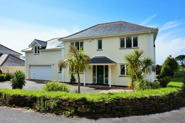 Thumbnail Detached house for sale in Henliston Drive, Helston