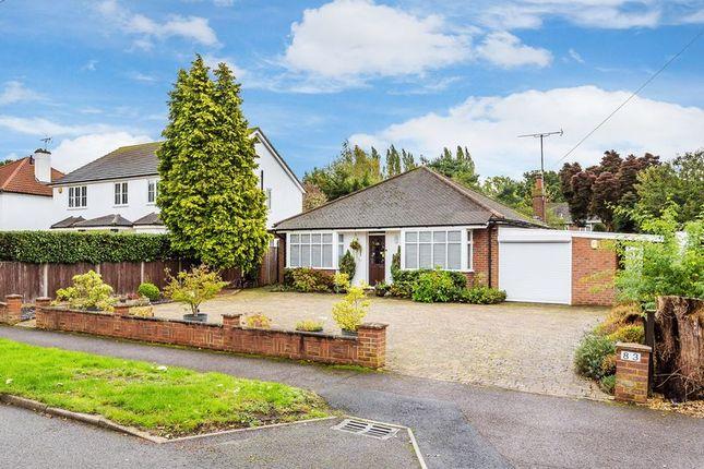 Detached bungalow for sale in Links Road, Ashtead