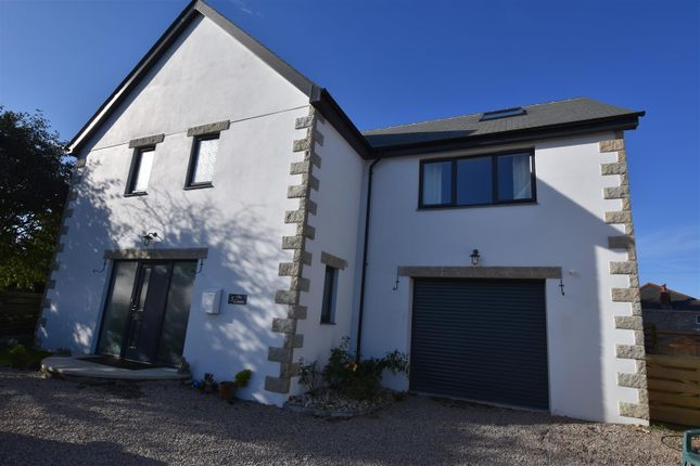 Thumbnail Property for sale in Gwel An Koos, Treskerby, Redruth