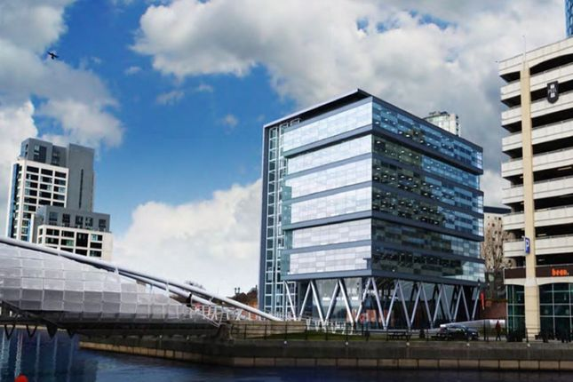 Office to let in 5 Princes Dock, Liverpool