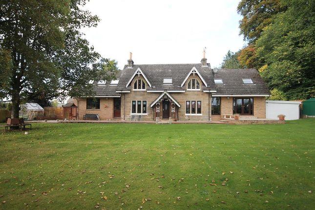 Thumbnail Property for sale in Woodlands Cottage, Mauldslie, Rosebank, Crossford