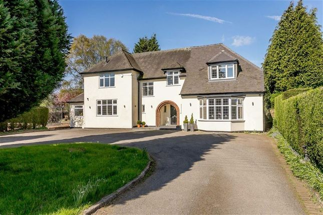 Thumbnail Detached house for sale in Weeford Road, Four Oaks, Sutton Coldfield