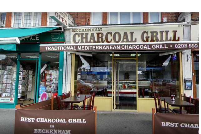 Thumbnail Restaurant/cafe to let in Beckenham, London