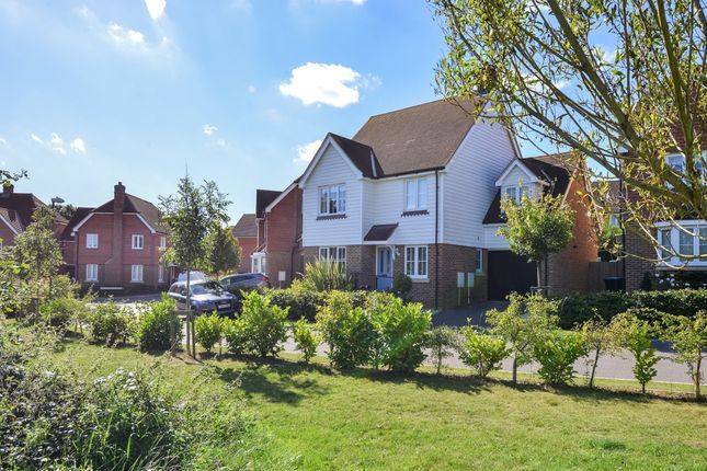Thumbnail Detached house to rent in Barncroft Drive, Lindfield, Haywards Heath