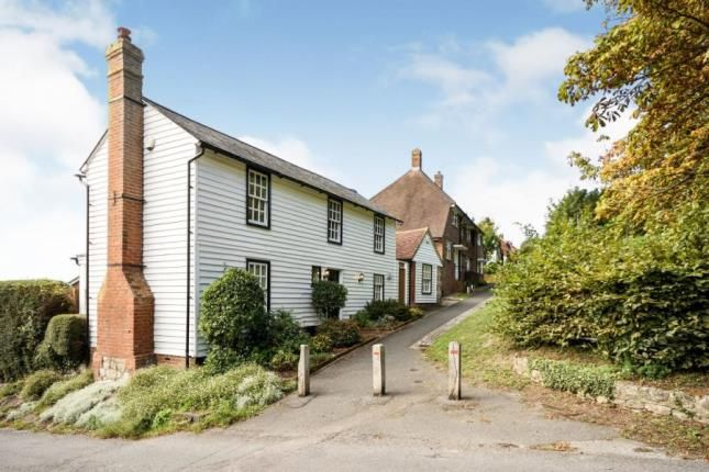 Thumbnail Detached house for sale in Lower Road, Sutton Valence, Maidstone, Kent
