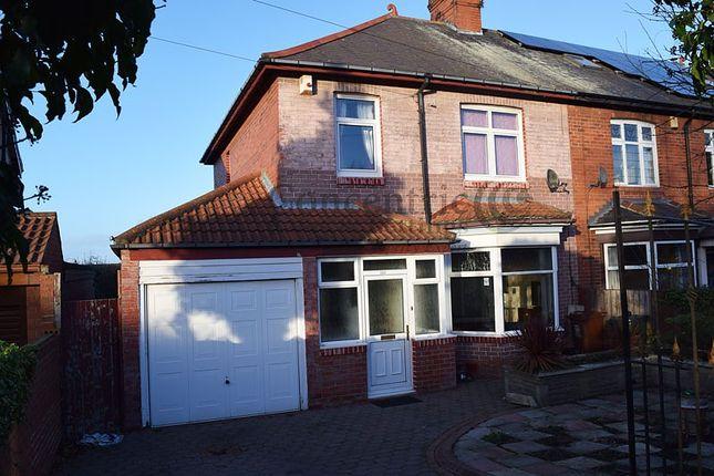 Thumbnail Property to rent in Benton Park Road, Longbenton, Newcastle Upon Tyne