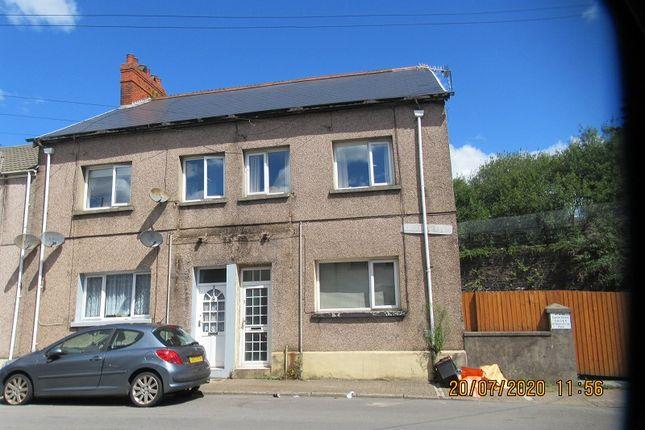 Thumbnail Flat to rent in Castle Street, Maesteg, Bridgend.